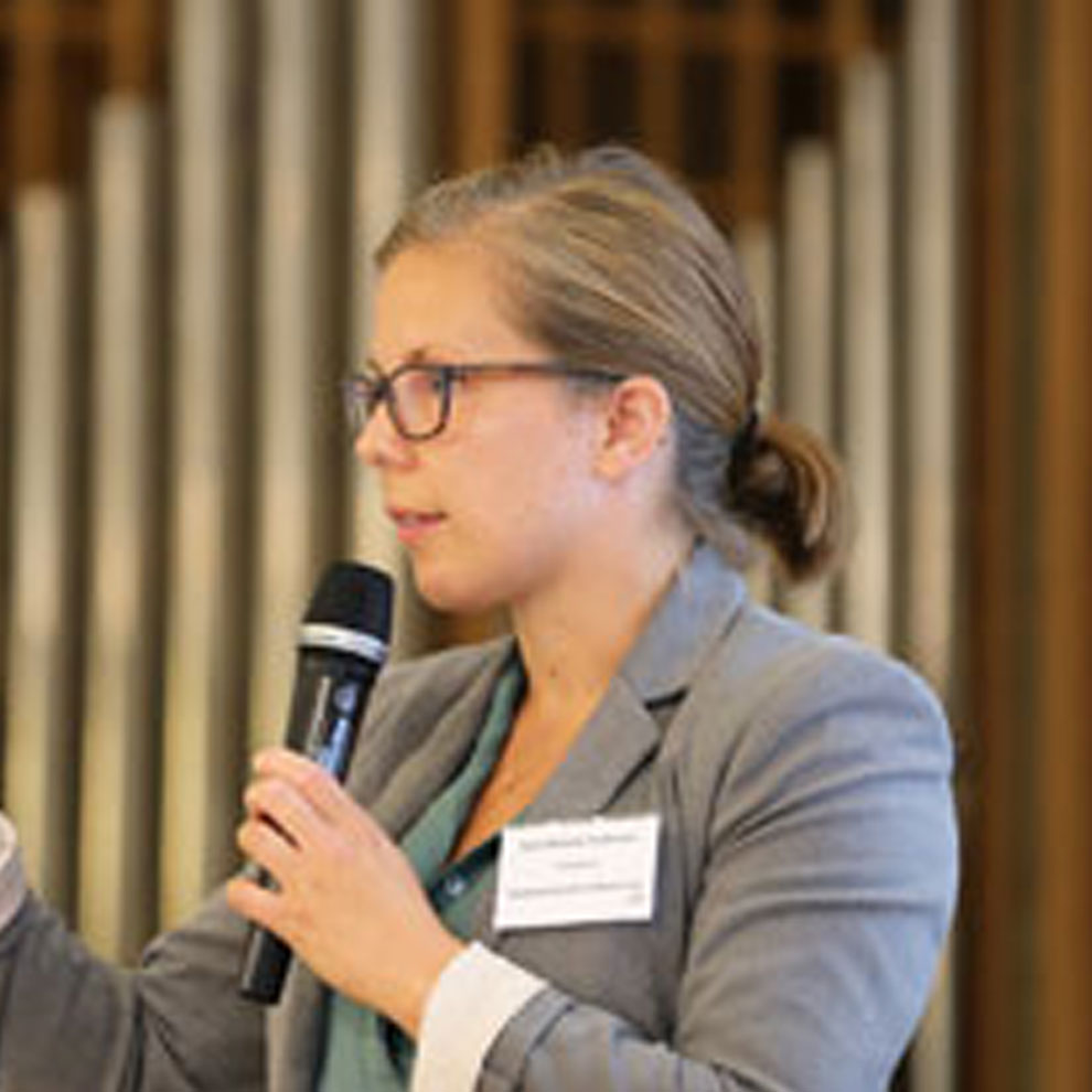 Sara Walsöe Pedersen | Verksamhetschef